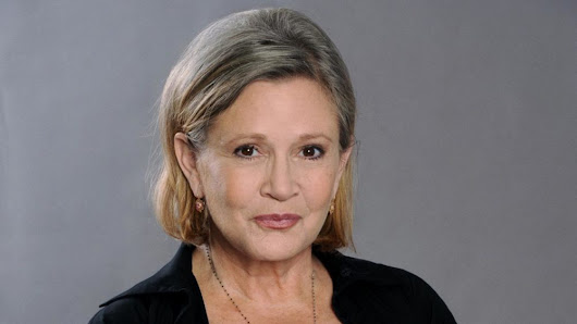 How Carrie Fisher Helped Me Safely Talk About Having a Bipolar Parent - GeekDad