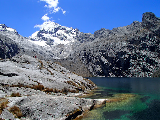 Huaraz Trekking: Cordillera Blanca, Laguna Charup, and my Brush with Death - See Her Travel