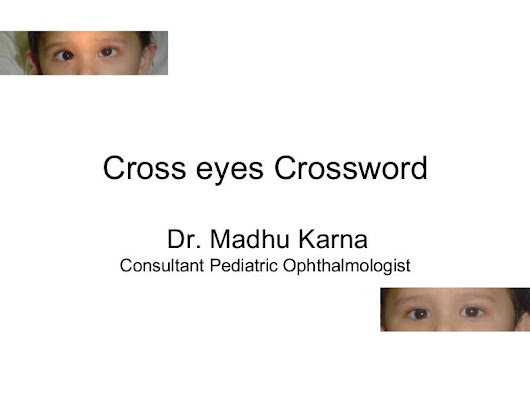 Tips and tricks in squint: Dr. Madhu Karna