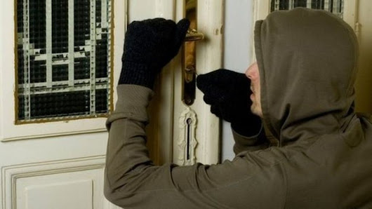 Only 8% of home burglars caught in London - BBC News