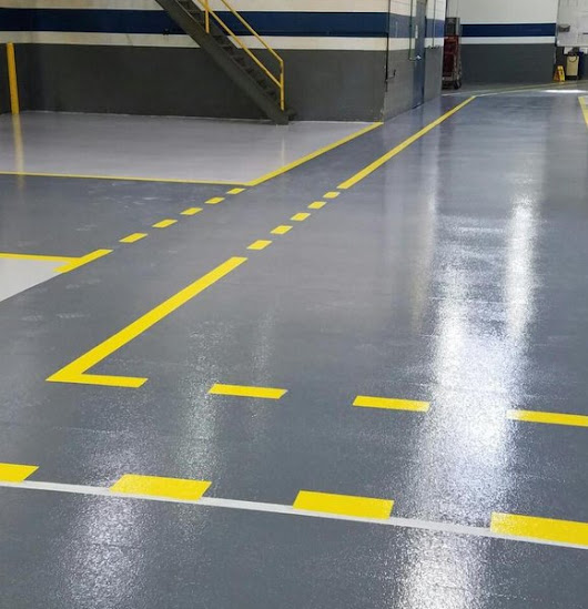 Epoxy Flooring: 10 Things You Need to Know