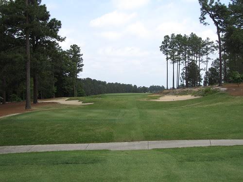 Pinehurst Number 8 golf course