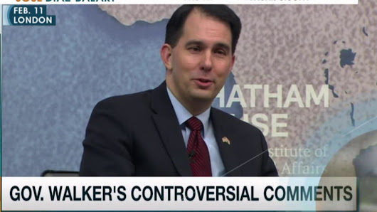 Wisconsin Gov. Scott Walker: 'I don't know' if Obama is a Christian