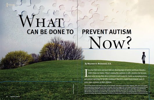 What Can Be Done to Prevent Autism Now? | Informed Choice