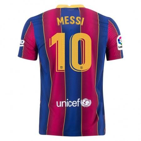 Camisola FC Barcelona Lionel Messi 10 Equipamento ...