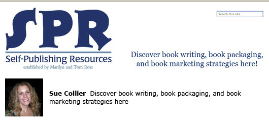 sue collier self-publishing resources tom ross marilyn ross
