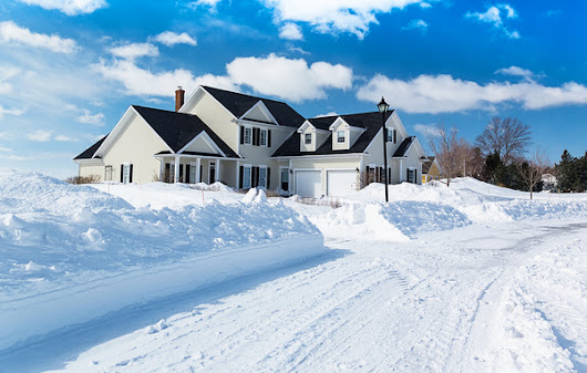 Preparing for a Home Inspection During Fall and Winter | Hire An Inspector