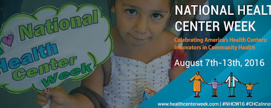 National Health Center Week 2016