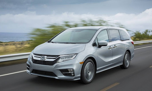 Honda Ups Entertainment Options in 2018 Odyssey With Netflix Negotiations