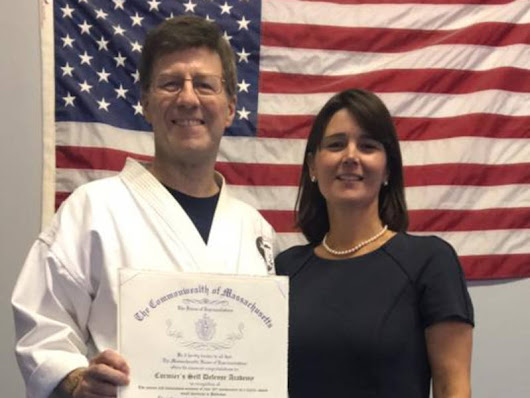 Cormier's Self Defense Academy Celebrates 30 Years
