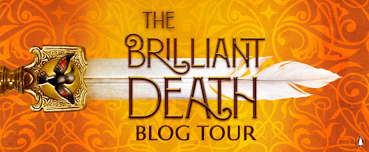 BLOG TOUR: The Brilliant Death by Amy Rose Capetta // listicle + book aesthetic