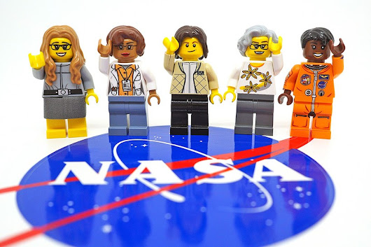 LEGO gives lift off to fan-designed set honoring women of NASA