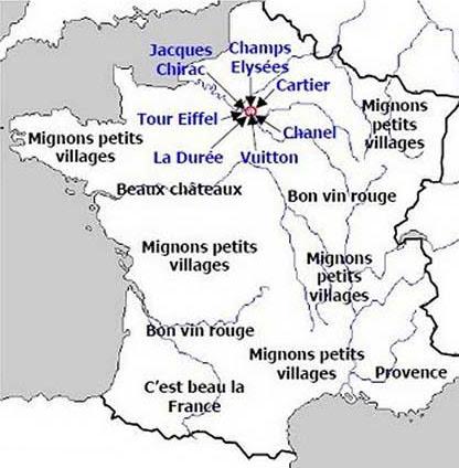 Reportage La France Vue Par Les Japonais