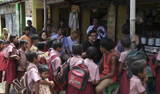 School in the Cloud film on Professor Sugata Mitra's eponymous project will premiere at CPH:DOX film festival