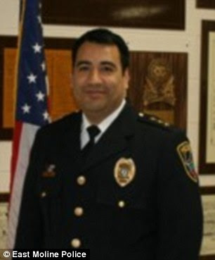East Moline Police Chief Victor Moreno defended the actions of his officers