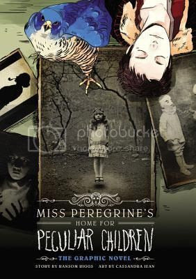 https://www.goodreads.com/book/show/17333322-miss-peregrine-s-home-for-peculiar-children