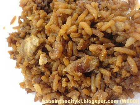 FHS - yam rice RM1