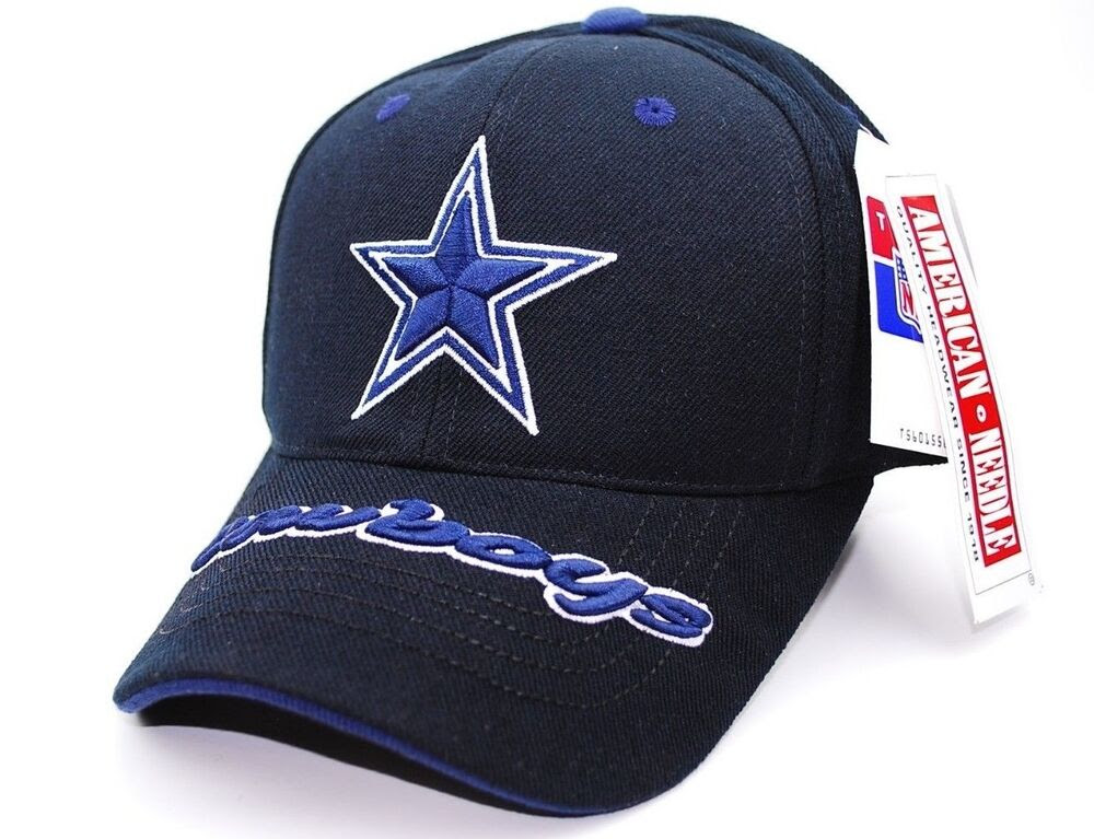 AMERICAN NEEDLE NFL BILLED TEAM LOGO FOOTBALL HAT/CAP  DALLAS COWBOYS  OSFM  eBay