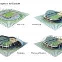 Campo de fútbol de Teherán (10) diagrama de 01
