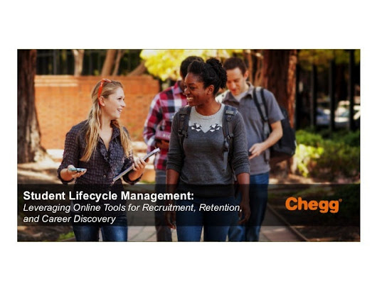 Student Lifecycle Management - UBTech 2015
