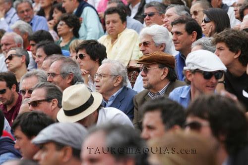 Juan Ossio y Perez de Cuellar en Acho