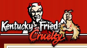 KFC Abuse Chickens