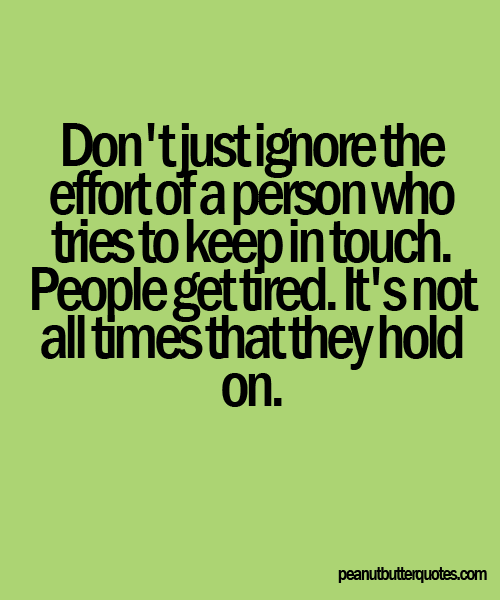 Quotes About Ignored 317 Quotes
