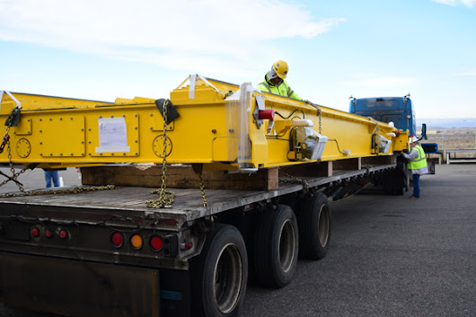 Vit Plant receives 25-ton crane for High-Level Waste Facility melter cave | Hanford Vit Plant