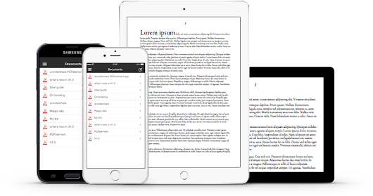 Easily Dealing with PDF Documents on Mobile Devices