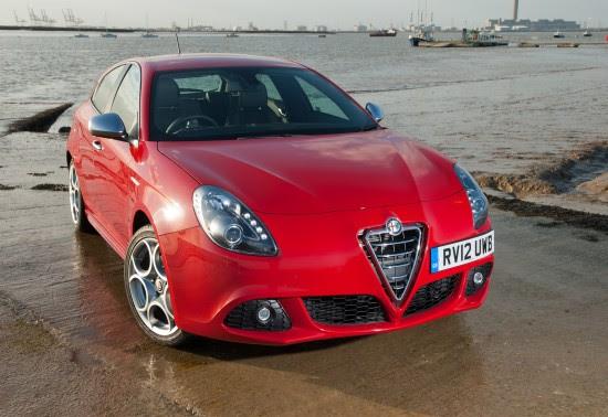 2012 Alfa Romeo Giulietta TCT  Picture 67256