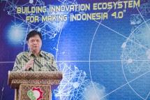 Menteri Perindustrian Airlangga Hartarto (Foto: Dok. Kemenperin)