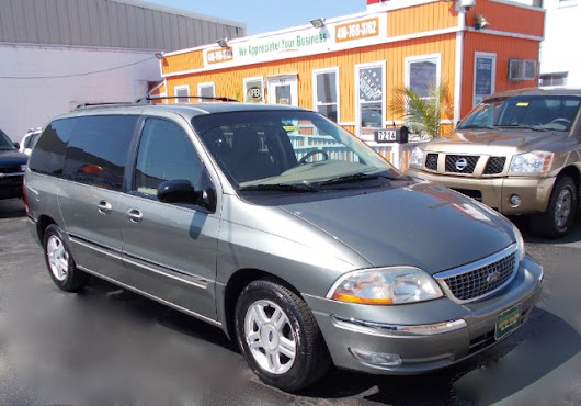 Used 2002 Ford Windstar SE for Sale in Glen Burnie MD 21061 Guaranteed Auto Sales
