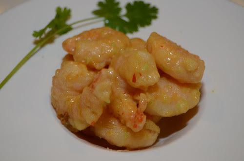 torch shrimp popcorn