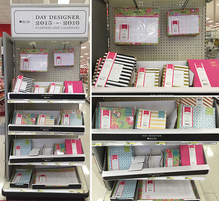 Planner Review | Day Designer for Blue Sky | 2015 - 2016 - Pretty ...