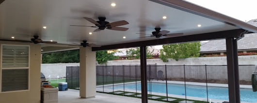 Bakersfield Patio Covers and Seamless Rain Gutters | Bakersfield, CA