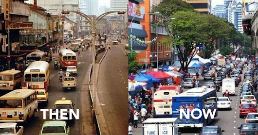 KL Then And Now: 30 Awesome Photos To Take You On A Nostalgic Trip Through History