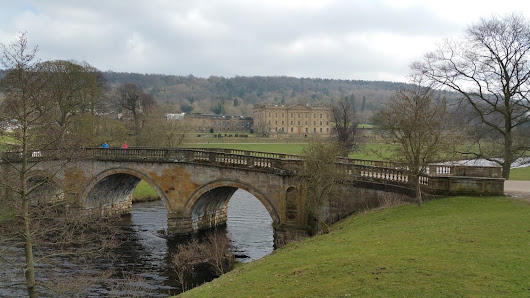 Darwin Forest Country Park Walks - Bakewell To Chatsworth House