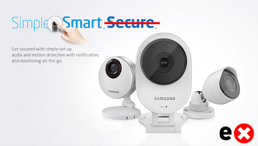 Exploitee.rs » Blog Archive » Re-Hacking The Samsung Smartcam