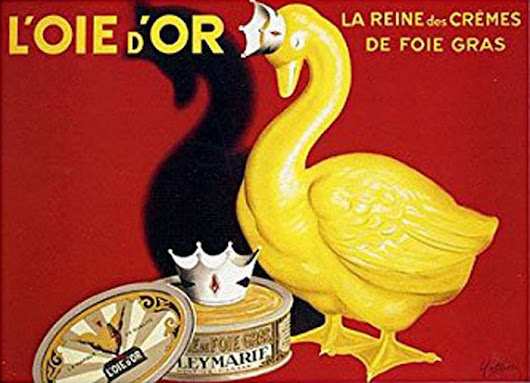 The Curious History of Foie Gras