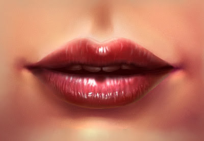 Learn to Paint Beautiful Realistic Lips in Adobe Photoshop - Tuts+ Design & Illustration Tutorial