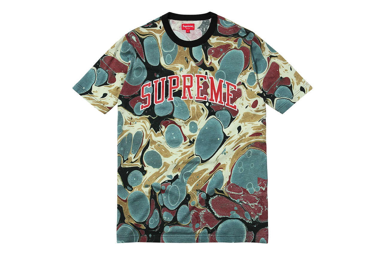 Image of Supreme 2014 Spring/Summer Apparel Collection