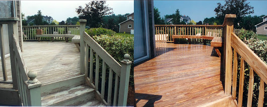 Clean & Restore Your Deck for Longer Lasting Protection