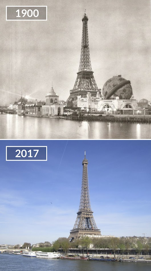 7 Earlier than & After Pics Exhibiting How Paris Has Modified In 100+ Years - Czaal is a source for latest happening around the world.