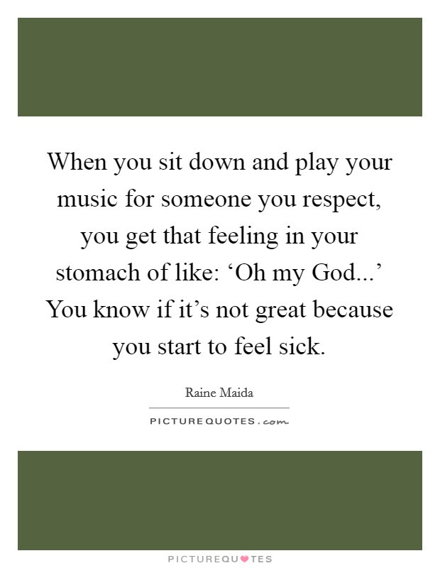 Feeling Sick Quotes Sayings Feeling Sick Picture Quotes