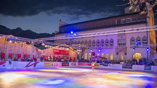 Vaduz on Ice - Liechtenstein