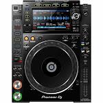 Pioneer DJ CDJ-2000NXS2 Pro-DJ Multi Player with High Resolution Audio Support