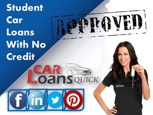 How to get car loans for students with no credit quickly