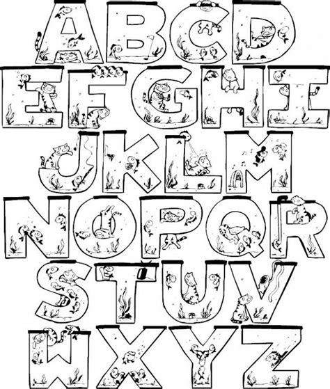 alfabe boyama sayfalari bilgi uzmani oedev sitesi