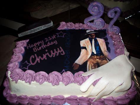Delana's Cakes: Michael Jackson Picture Cake
