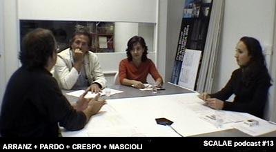Participantes del episodio 13 en el Centro de Enlace AE BCN